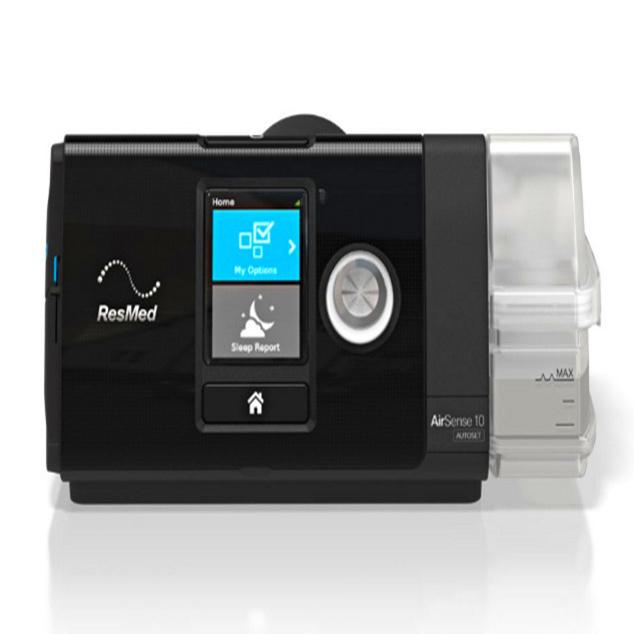 瑞思迈AirCutve 10 VAUTO双水平全自动呼吸机