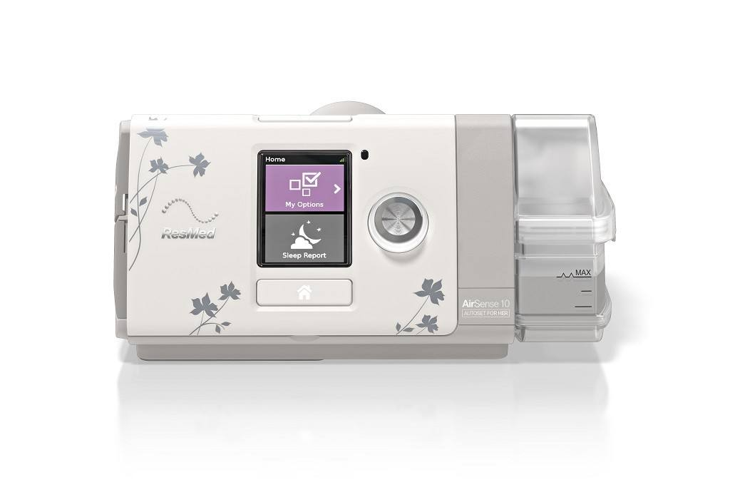 瑞思迈AirSense™ 10 AutoSet™ for Her Plus单水平全自动呼吸机