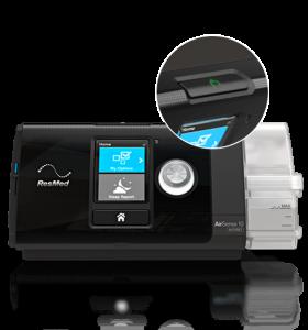 瑞思迈呼吸机AirSense™ 10 AutoSet™ Plus涡轮主板维修清洗消毒售后服务